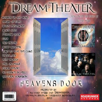 Dream Theater CD Back by dreamwarrior84
