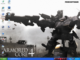 Armored Core by HunterX241