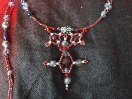 persephone necklace by Darla-Illara