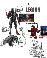 Geth Fun by LordKomodo