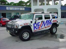 Remax Hummer 2 by steveclaus
