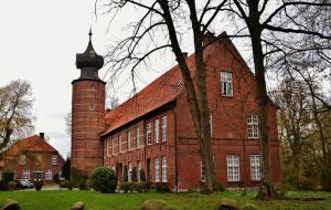 Castle Kniphausen - Stables by metalhero1993