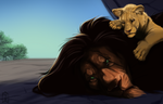 Hey Uncle Scar,when I'm King,what'll that make you by Brevis--art