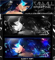 Tagwall Creeping Shadows -BlackRock Shooter by Yumijii