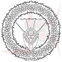 Soundwave Knotted Circle lines by Leathurkatt-TFTiggy