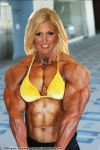 Female muscle 6 by BigDane