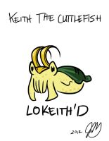 Keith the Cuttlefish 11-Lokeith'd by key-0