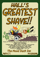 The Great Shave by TheWarrigul