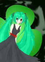 Miku of the human sacrifice by all-the-lovely-death