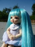 Bulma Waiting For Her Prince. by AnimeAmy