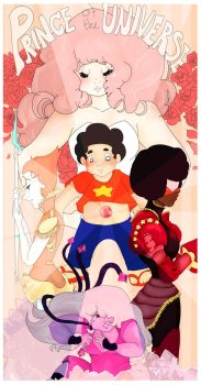 SU- Prince of the Universe by twilitprincesses
