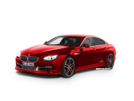 AC Schnitzer F12 ACS6 Gran Coupe by MOMOYAK by MOMOYAK