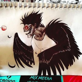 Ryuk Final by heatwill