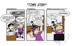 'The 233' - Tim's Story by NK-C