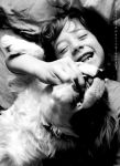 My Dog And I part 2 by tracieteephotography