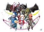 THE SUICIDE SQUAD - animated by AtLeastimalive