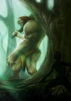 Forest Giant by Black69Star
