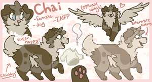 Chai reference sheet by chaiteaa