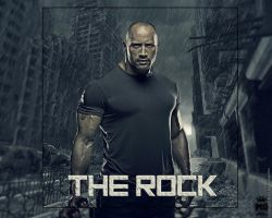 THE ROCK by Man-Graphics