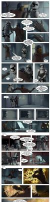 Star Wars - First Order Tales - The Invasion 28 by DalSifoDyas