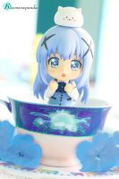 Is the Order a Nendoroid? by Bluemeowpanda