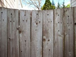 Weathered Fence 3 by Retoucher07030