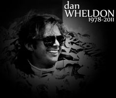 Rest in Peace, Dan Wheldon by Driggers