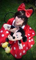 Minnie Mouse :: 03 by Deathly-Sora