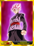 (Dragon Ball Super) Black Goku 'Super Saiyan Rose' by el-maky-z