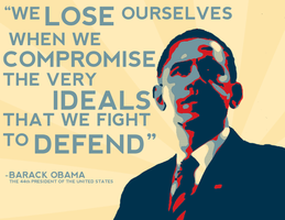 Barack Obama - Black History Month Competition by iProtiige