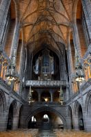 The Lady Chapel, Liverpool Cathedral by Renan21