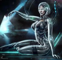 Convergence- EDI - Mass Effect 3 by Hidrico
