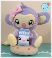 Aipom Angel Commission