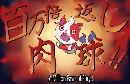 A Million Paws of Fury!! by Pocket-Lugia