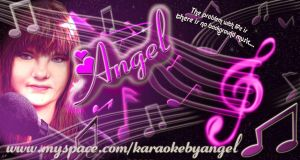Karaoke Angel by Midnight121