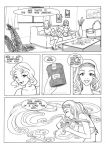 5 Minutes - pg1 by GisaPizzatto