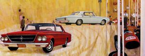 After the age of chrome and fins: 1963 Chrysler by Peterhoff3