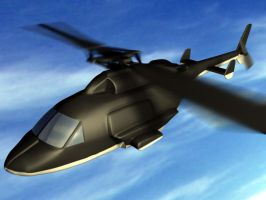 Airwolf by speed9