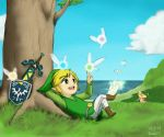 LoZ - Fairies by doramsc