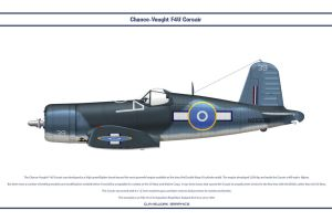 F4U-1A New Zealand 22 Sqn 1 by WS-Clave