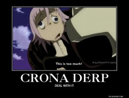Crona Derp by nothguy