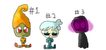 Adoptables by Kittygames50