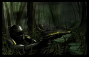 The Hunt by ehaft