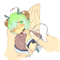 :MS: Anon-san Used TOUCH by Chuuchichu