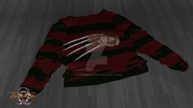 A nightmare on elm street tribute by DaddyDe187