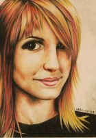 Hayley Williams.. by VixSky