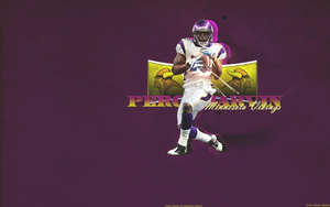 Percy Harvin Wallpaper by KevinsGraphics