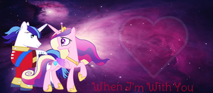 When I'm With You by RainbowSupernova