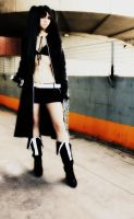 Black Rock Shooter 04. by MWRobin