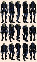 Mass Effect, Chellick Reference. by Troodon80